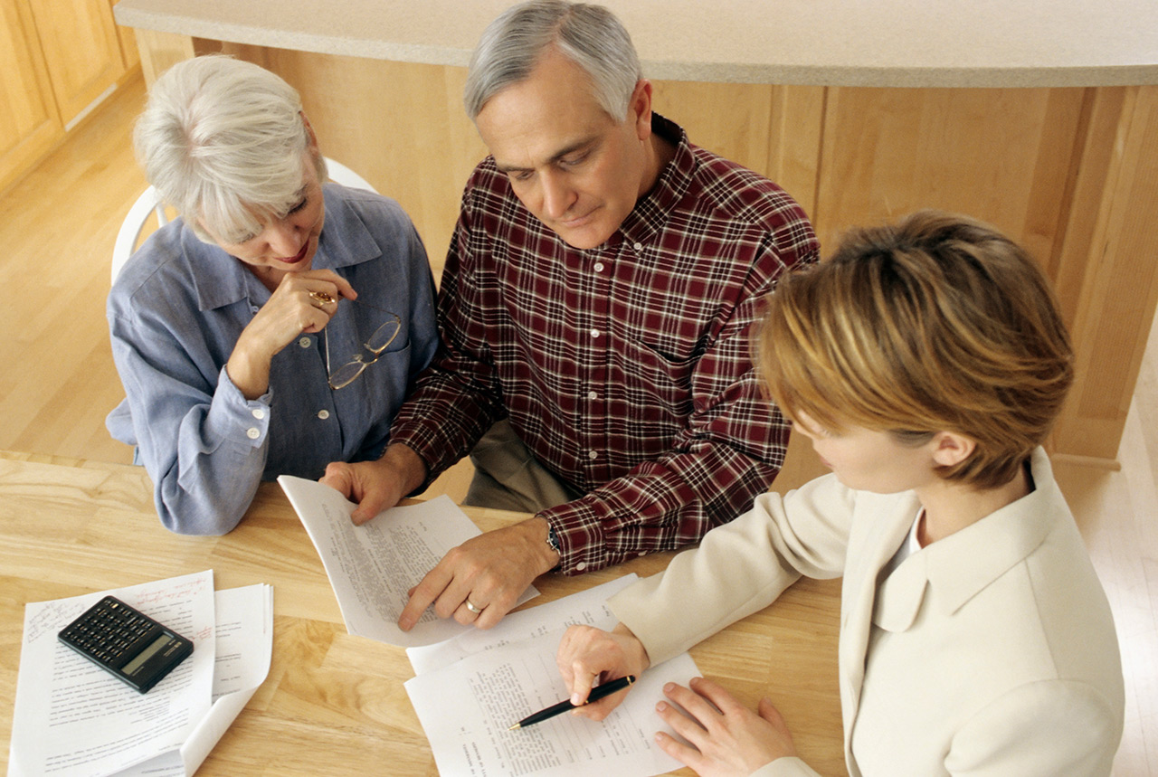 reviewing contract with a fort worth property manager