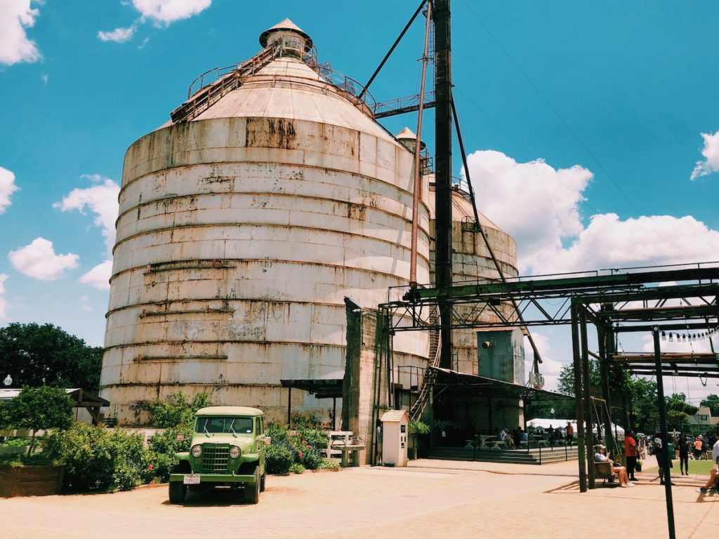 Magnolia Silos, and other day trips around Fort Worth